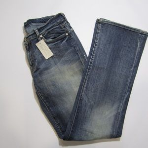 NWT 7 For All Mankind Nakita Bootcut Jeans Sz 32